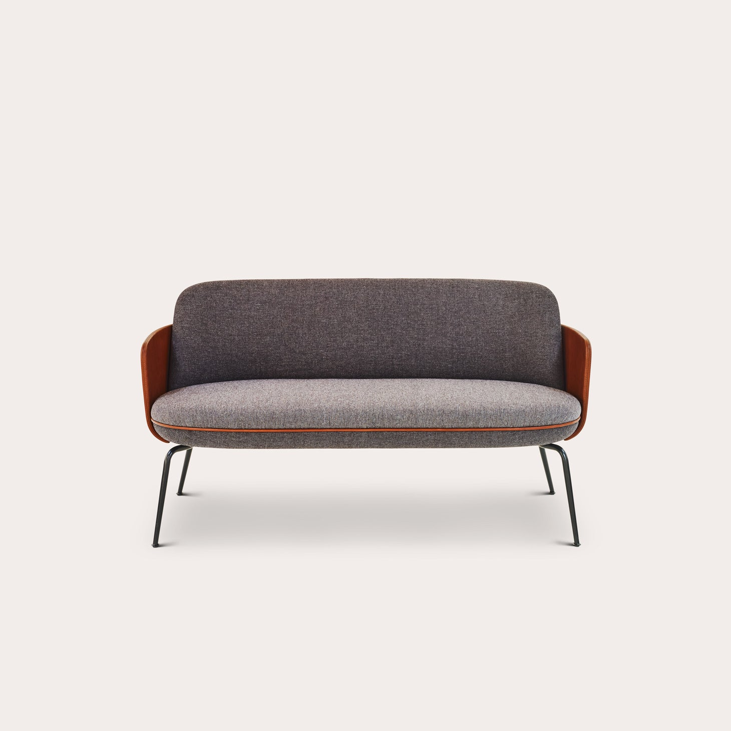 Merwyn Lounge Bench with Arms Seating Sebastian Herkner Designer Furniture Sku: 758-240-10227