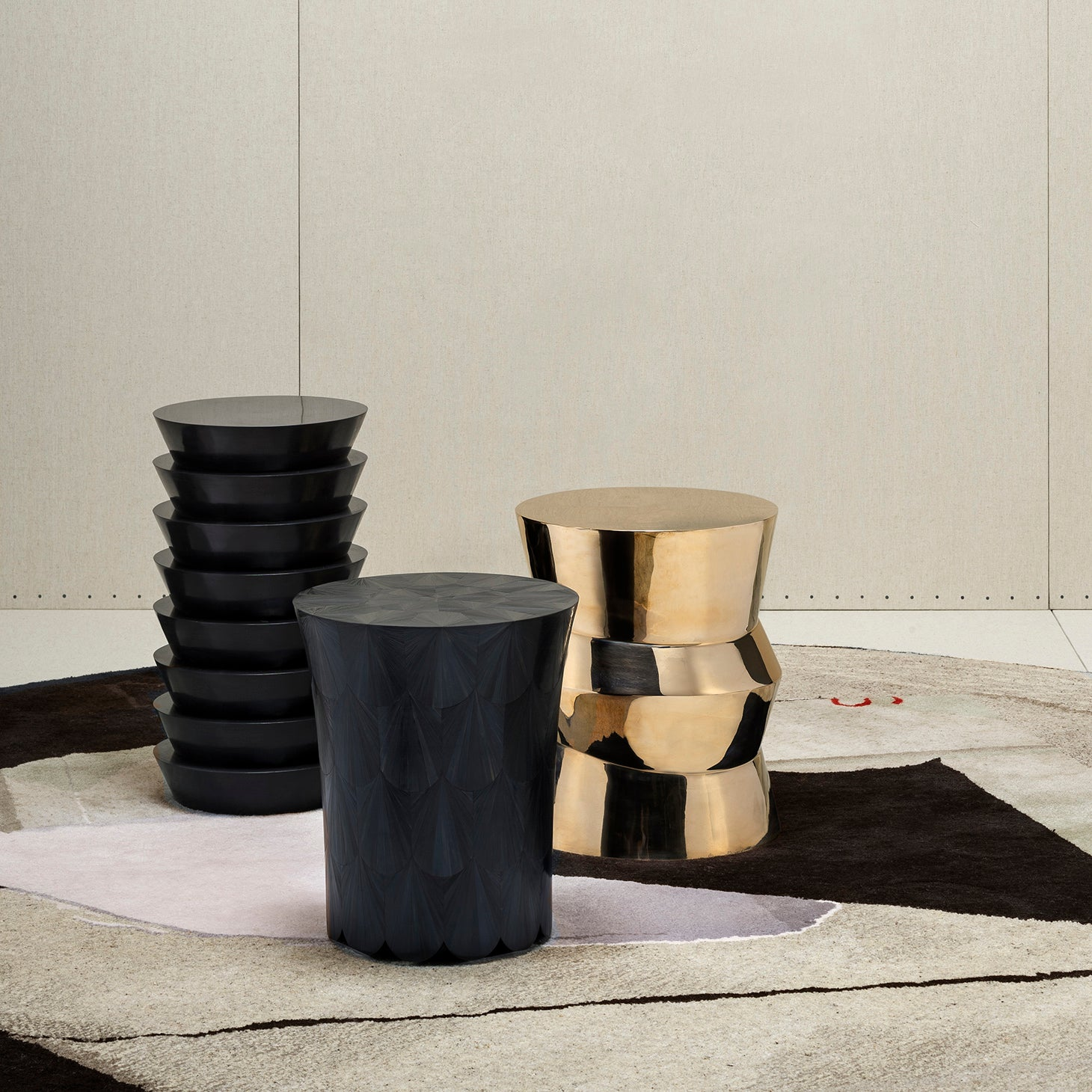 DUGO Side Table Tables Bruno Moinard Designer Furniture Sku: 773-230-10000