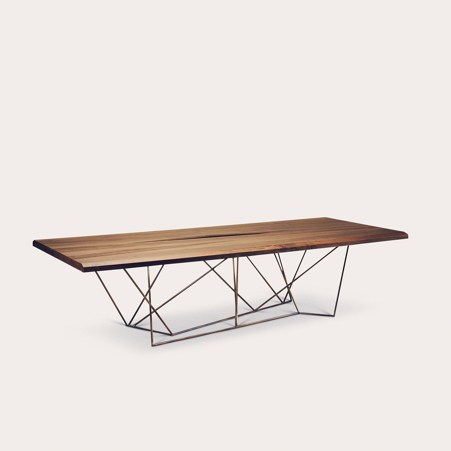ASAN Dining Table Tables Bruno Moinard Designer Furniture Sku: 773-230-10006