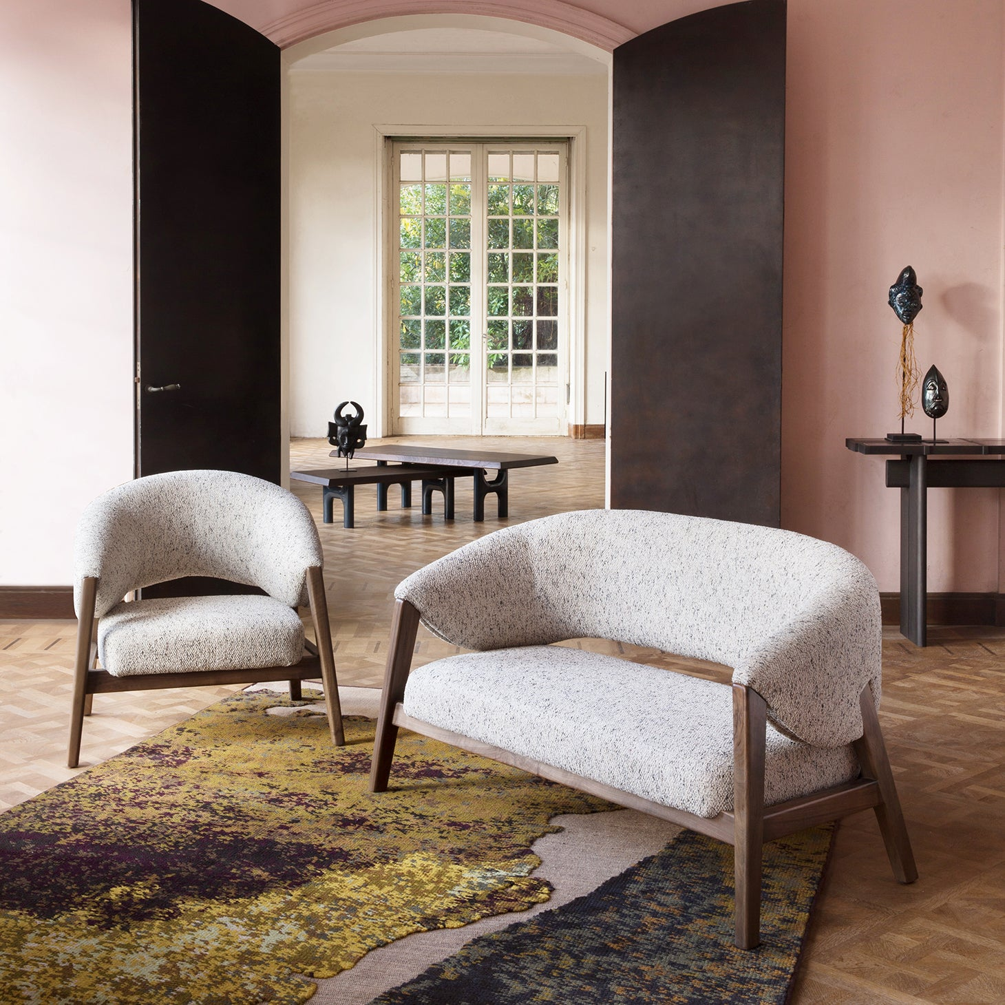 APORA Seating Bruno Moinard Designer Furniture Sku: 773-240-10033