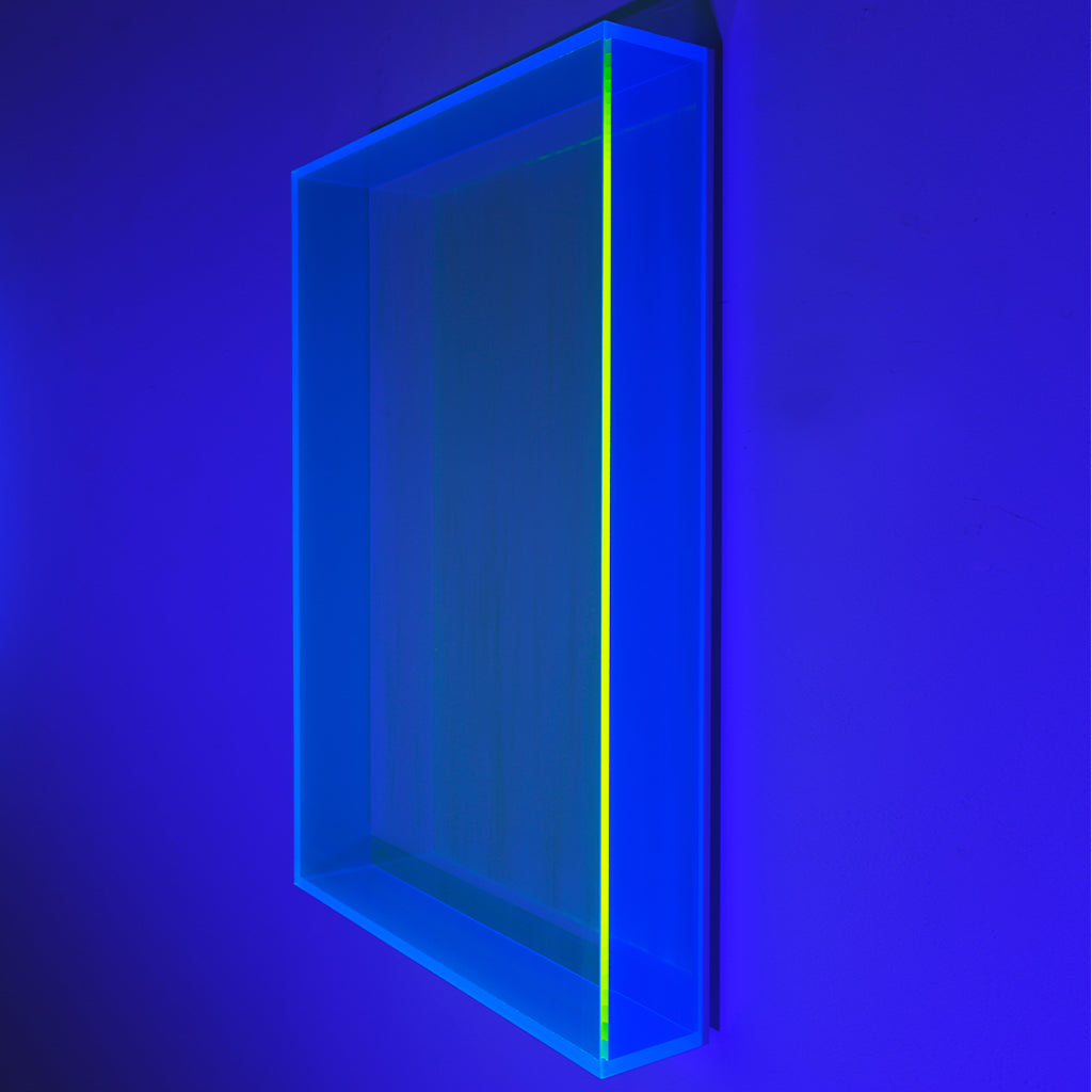 Colormirror Glow After Blu Miami, 2021 Installations Regine Schumann Designer Furniture Sku: 779-270-10030