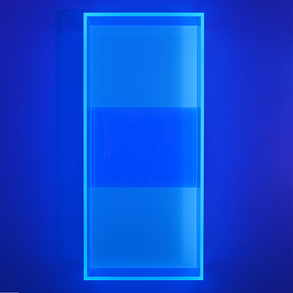 Colormirror Rainbow Triple Blue Milan, 2020 Installations Regine Schumann Designer Furniture Sku: 779-270-10031