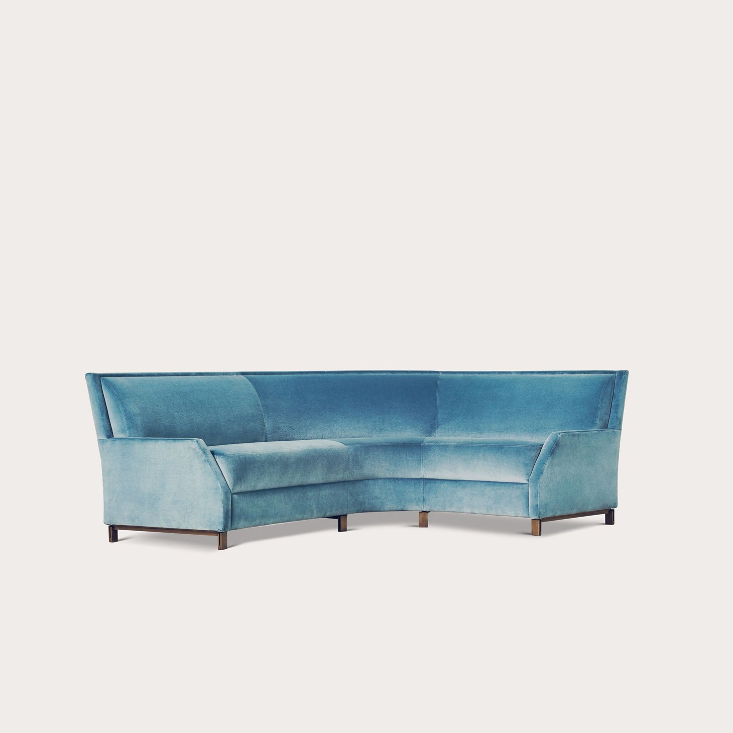 Perry Street Boomerang Seating Yabu Pushelberg Designer Furniture Sku: 990-240-10032