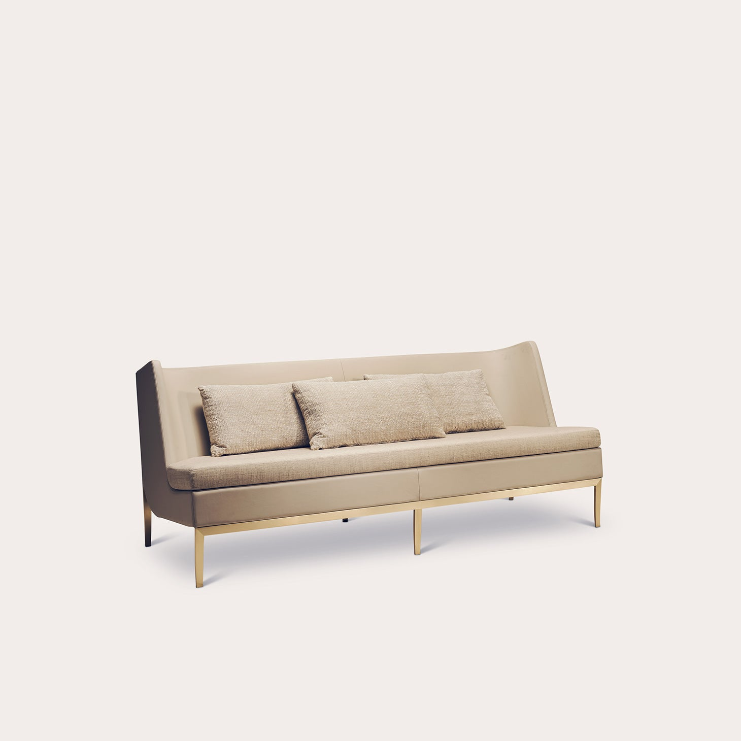 COURTRAI Sofa Bruno Moinard Designer Furniture Sku: 773-240-10005