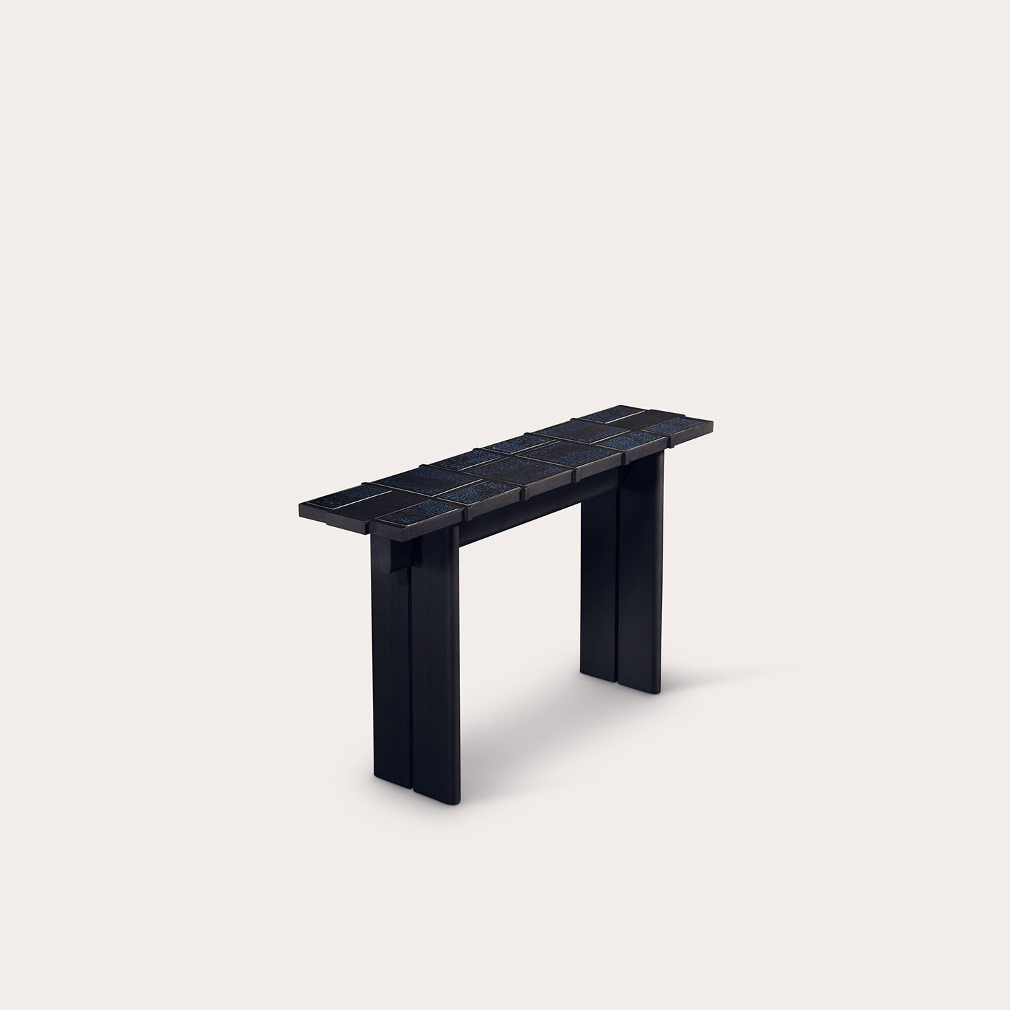 TERZO Console Tables Bruno Moinard Designer Furniture Sku: 773-230-10040