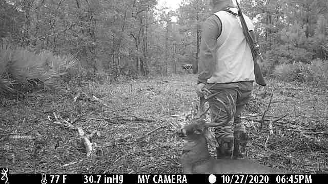 Browning Defender Wireless Cellular Cam Leads to Successful Hunt for Customer