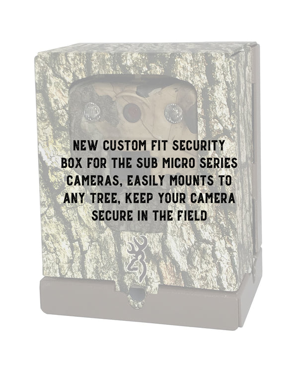 Camera Security Boxes
