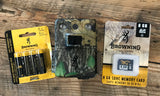 Command Ops Pro in Mossy Oak Obsession includes (1) FREE 8GB SD Card + FREE Pack of 8 AA batteries & FREE Shipping