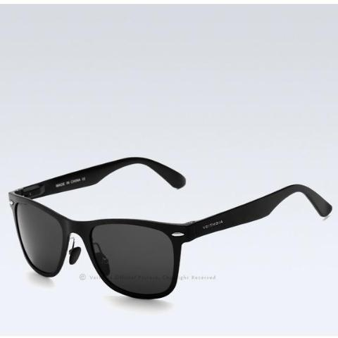 Trendy Magnesium Fashion Men's Mirror Sunglasses