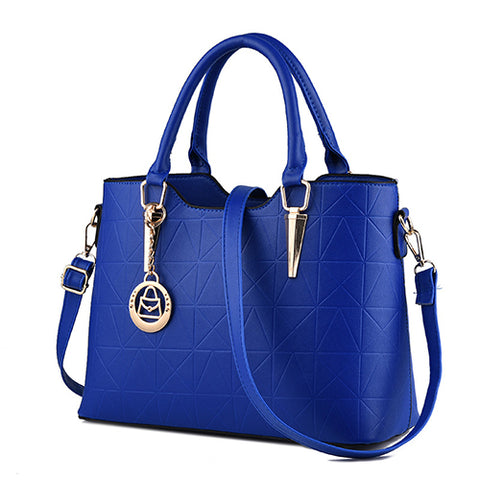 Luxury Fashion Shoulder Top-Handle Leather Bag