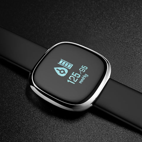 Waterproof Heart Rate Monitor Smart Watches Android IP67