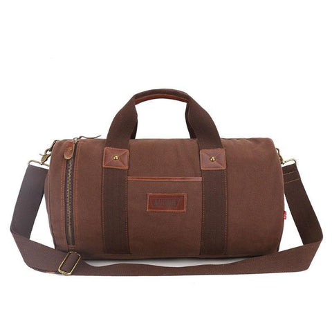 Augur Canvas Fashion Cool Travel Bag