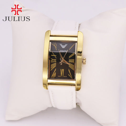 Classic Quartz Fashion Bracelet Luxury Brand Leather Women's Watch