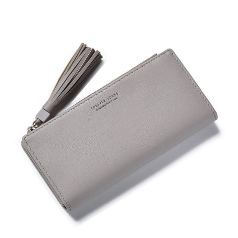 Fashion Leather Casual Clutch Women Wallet