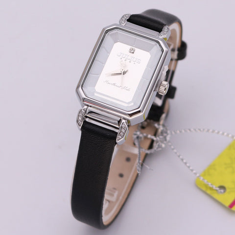 Retro Elegant Fashion Leather Bracelet Women's Watch