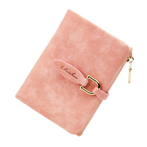 Matte Sweet Design Unique Women Wallet