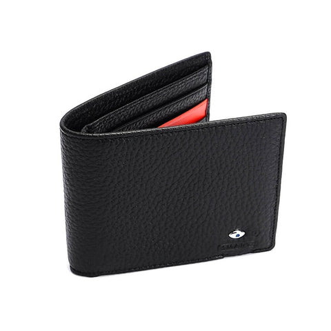 Smart Anti-Theft Men Leather Wallet