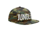 Jungle Snapback - White Thread