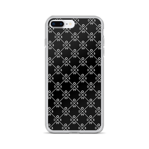 X All-Over iPhone Case