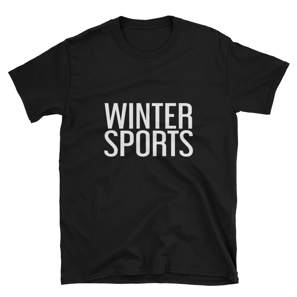 10 Winter Sport Merch By Amazon Designs ($14 Per Design) - Merch Juice
