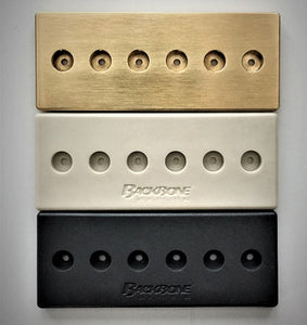 T-Bone Interchangeable Tone Blocks™ $24.50 Each - Alter the tonal character of your Tele style guitar right at its core.