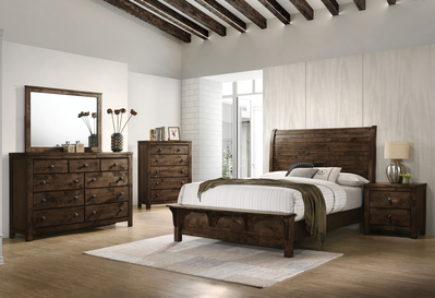 Blue Ridge Bedroom Collection