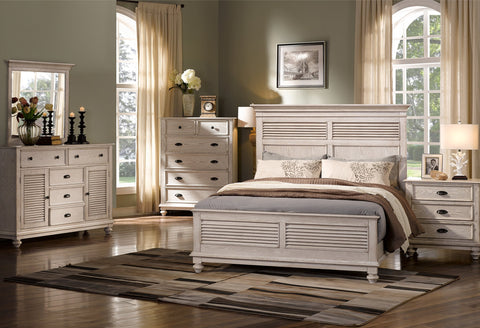 Lakeport Driftwood Bedroom Collection
