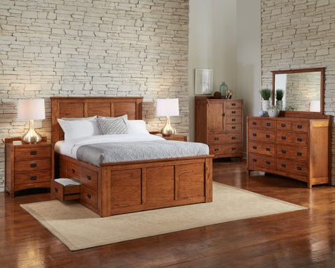 Mission Hill Bedroom Collection