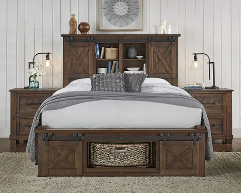 Sun Valley Brown Bedroom Collection