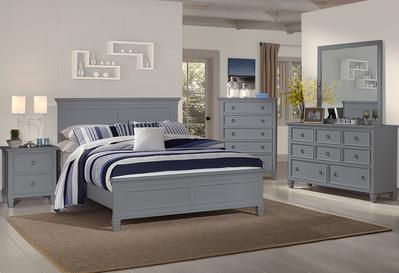 Tamarack Gray Bedroom Collection