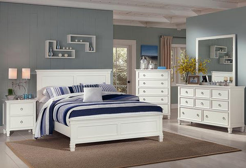 Tamarack White Bedroom Collection