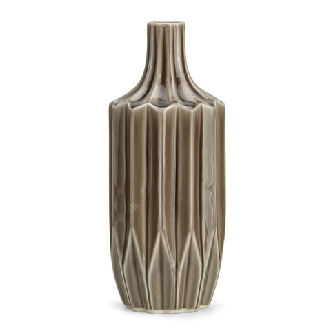 Vaughan Brown Ceramic Vase