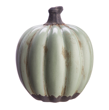 Small Terracotta Pumpkin