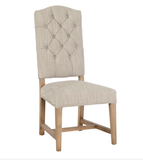 Ava Taupe Dining Chair