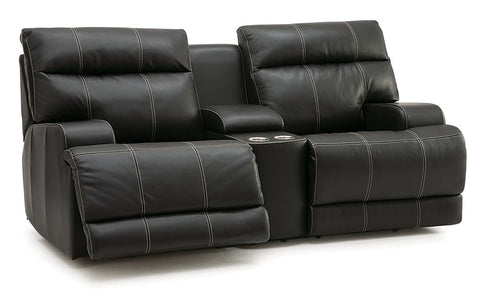 Lincoln Power Loveseat w/ cupholder