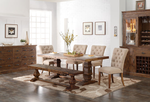 Normandy Dining Set As Shown