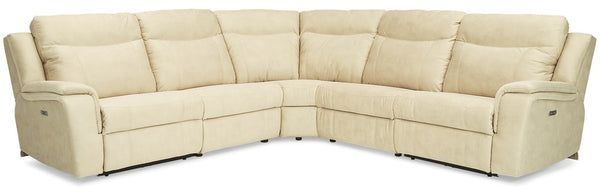 Buckingham Power Reclining Sofa With Power Headrest