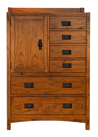 Mission Hill Door Chest