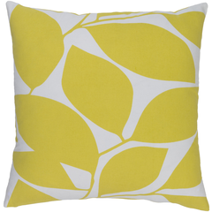 Somerset Yellow Pillow 22x22