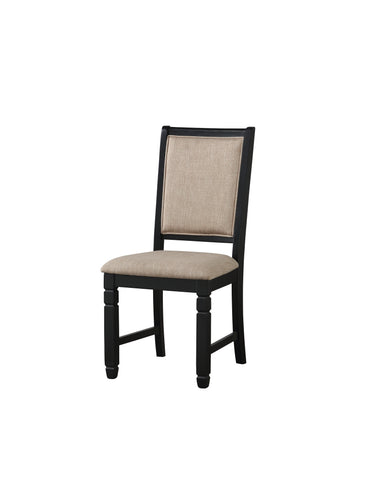 Prairie Point Black Side Chair