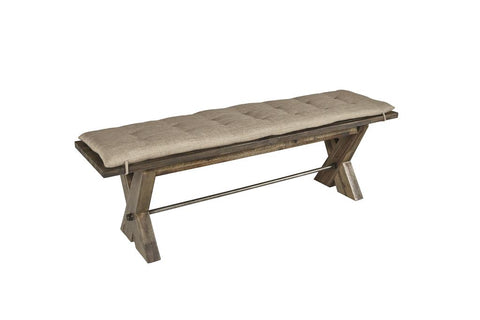 Tuscany Park Bench W/ cushion