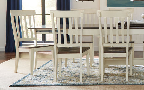 Mariposa Slatback Dining Chair