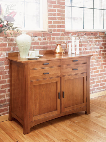 Cattail Bungalow Amber Sideboard