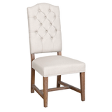 Ava Natural Beige Dining Chair