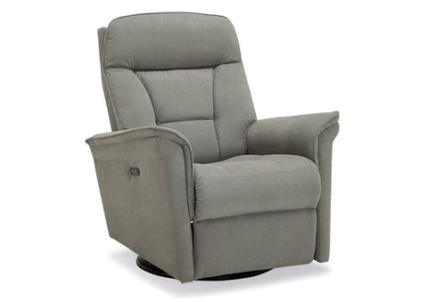 Stonegate II Swivel Glider Power Recliner w/ Power Headrest