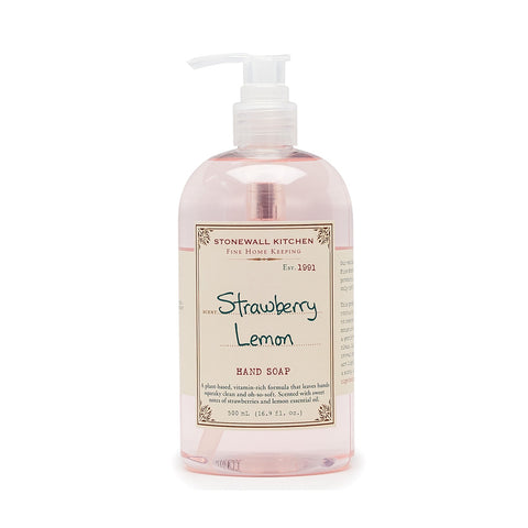 Strawberry Lemon Hand Soap