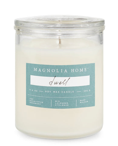 Magnolia Home by Joanna Gaines - Dwell Jar Candle