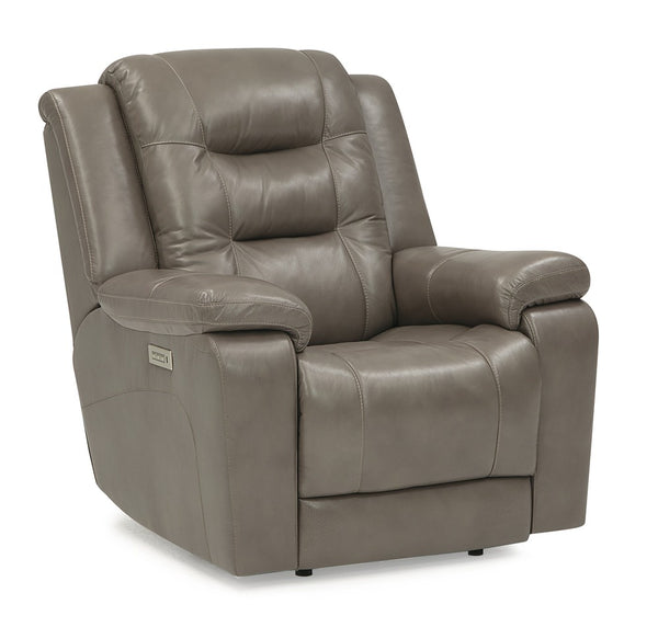 Leighton Power Wallhugger Recliner w/ Power Headrest