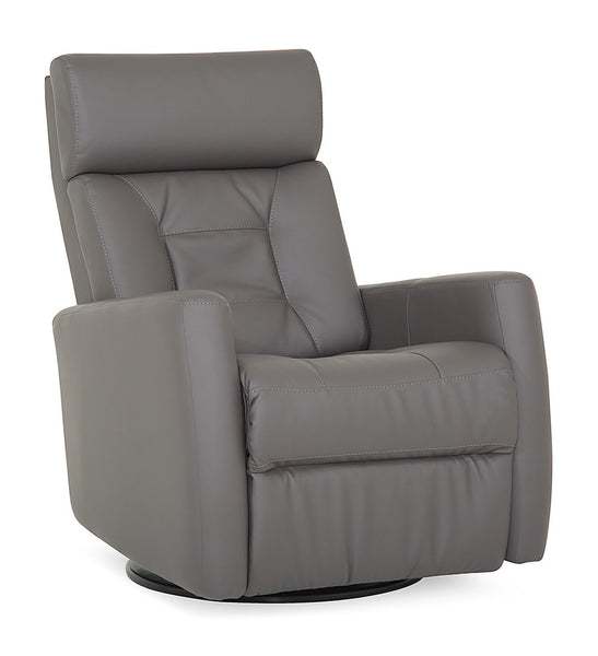 Baltic II Power Swivel Glider Recliner w/ Power Headrest