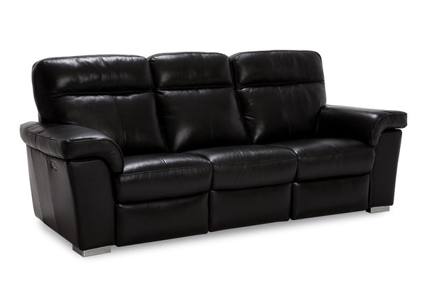 Alaska Power Reclining Sofa With Power Headrest